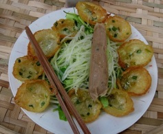 Fishcakes in Vietnam