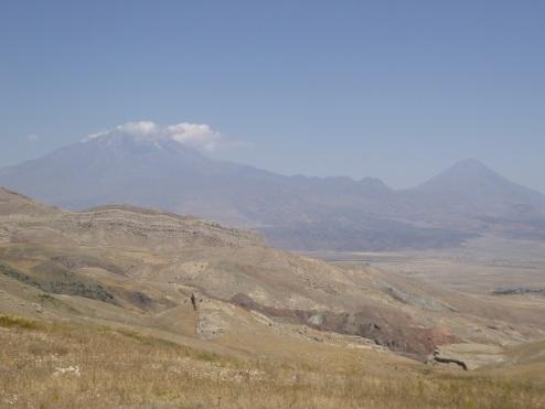 Mt. Ararat, Aug, 2018