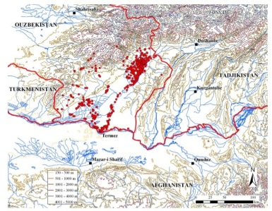 Map courtesy of edspace.merican.edu